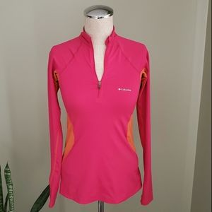 Columbia Omni Heat Fitted Long Sleeve XS